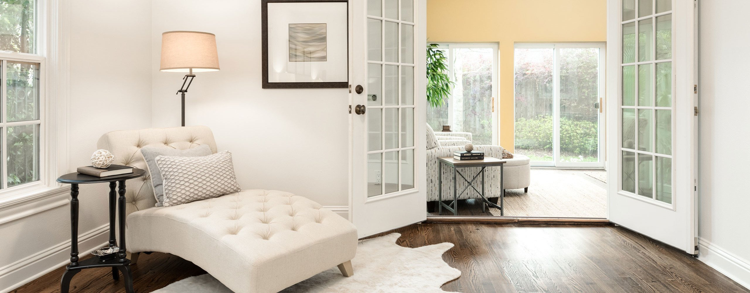 Home staging services in Houston, Texas