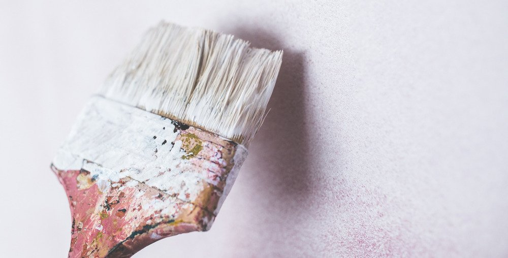 Paint your walls white when selling your home