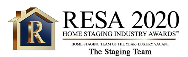 RESA 2020 Home Staging Team of the Year - Luxury Vacant